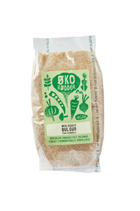 Organic Bulgur Wheat - 8 x 400g