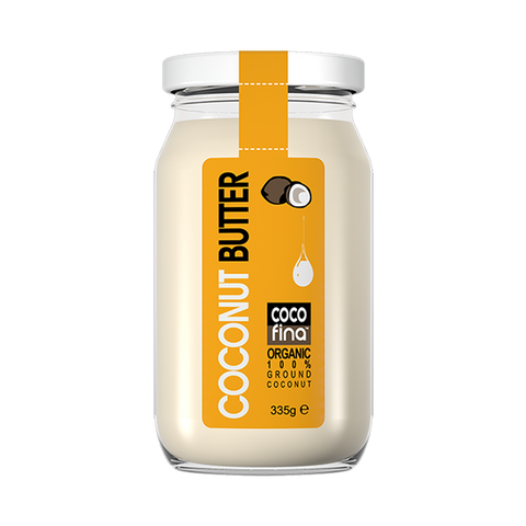 Cocofina Coconut Butter - 12 x 335 g