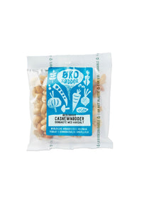 Organic Roasted Cashews with Sea salt - 12 x 70g
