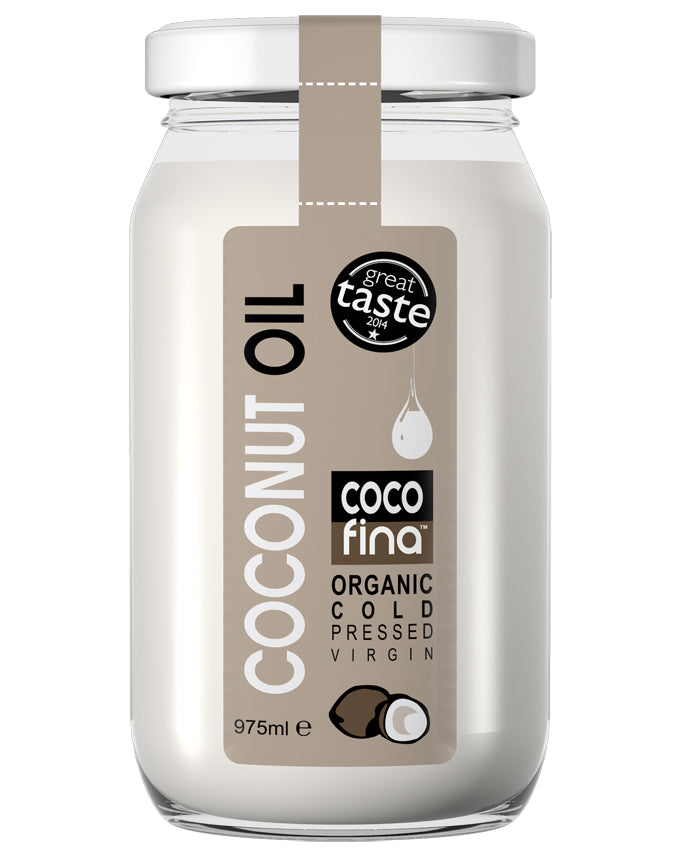 Cocofina Coconut Oil - 6 x 975 ml