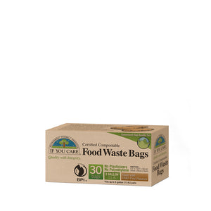 Compostable Food Waste Bags - 12 x 30 bags
