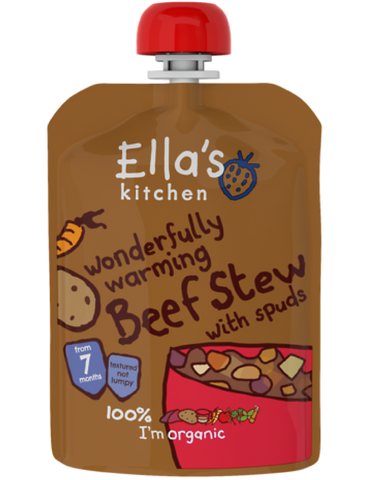 wonderfully warming Beef Stew with spuds - 6 x 130 g