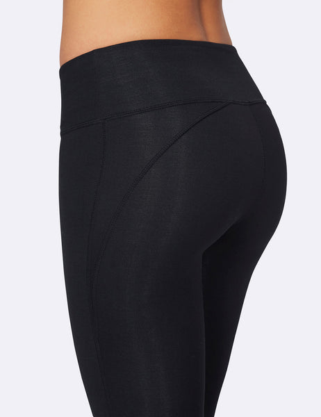Full Active Tights - Bagside - Detalje | Boody Active