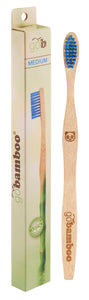 Bamboo Toothbrush Medium - 20 x 1 toothbrush