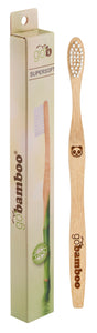 Bamboo Toothbrush Supersoft - 20 x 1 toothbrush