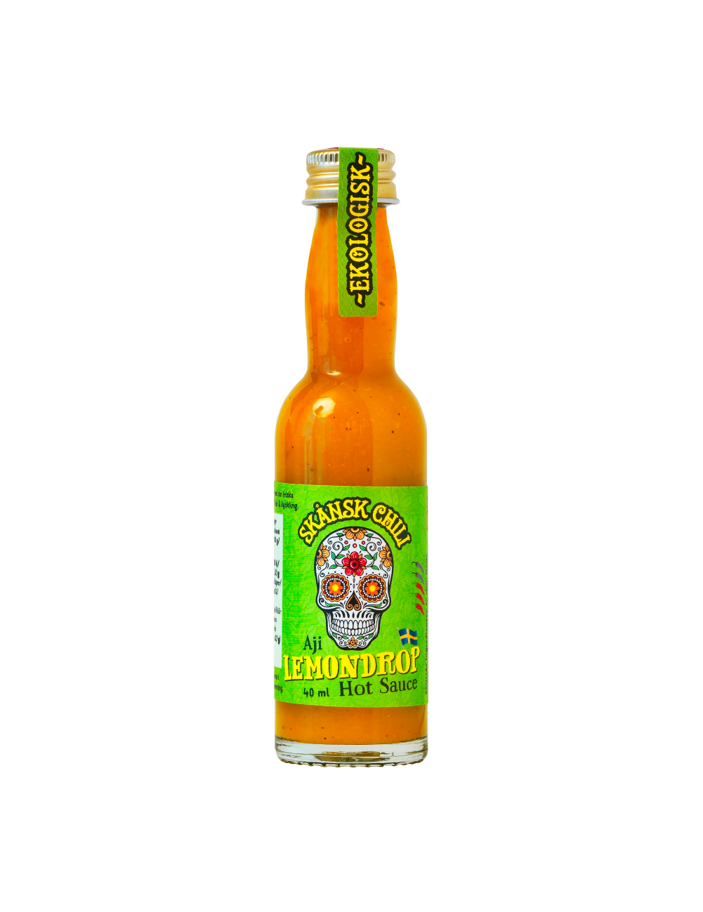 Aji Lemondrop Hot Sauce - 12 x 40ml