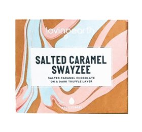 Salted Caramel Swayzee Chocolate Bar - 11 x 45g