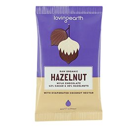 Hazelnut Mylk Chocolate - 16 x 30 g
