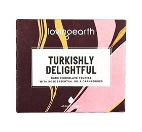 Turkishly Delightful Chocolate Bar - 11 x 45 g