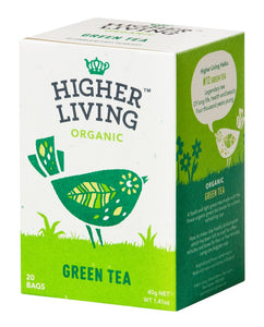 Green Tea - 4 x 15 teabags