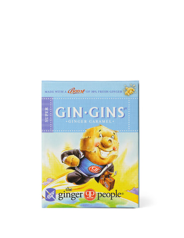 Super Strength Ginger Candy 24 x 31 g