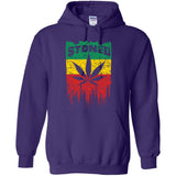 Stoned In Rasta Colors