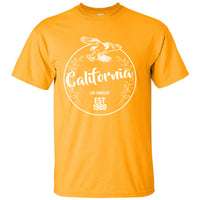 California Los Angeles EST 1988