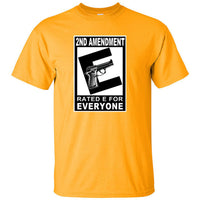 Second Amendment Rated E for Everyone