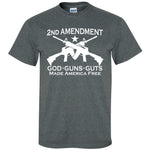 2nd Amendment God Guns Guts