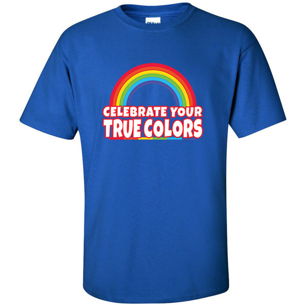 Celebrate Your True Colors