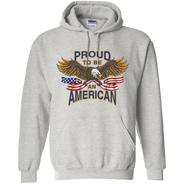 Proud to be an American Eagle