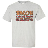 Bacon is Not the Answer