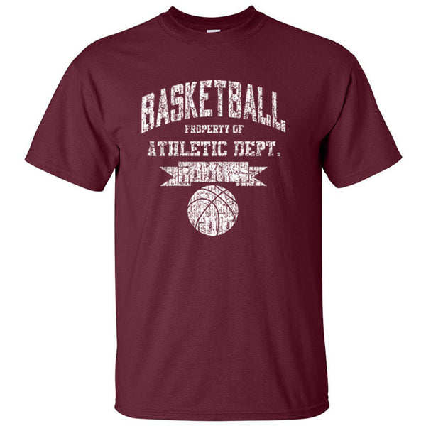 Basketball: Property of Athletic Department
