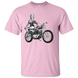 Marilyn Monroe Motorcycle