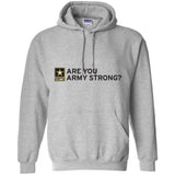 US Army are You Strong?