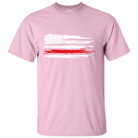 USA Flag Red Streak