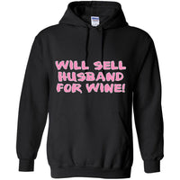 Will Sell Husband For Wine