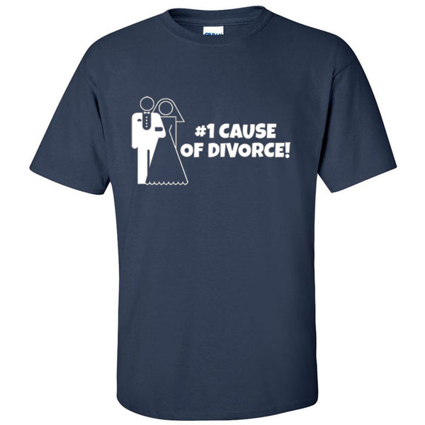 #1 Cause of Divorce