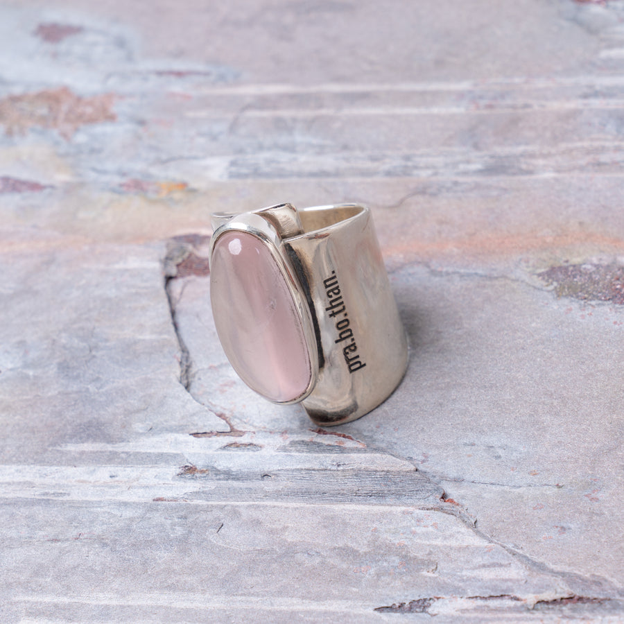 Dhamma Rose Ring