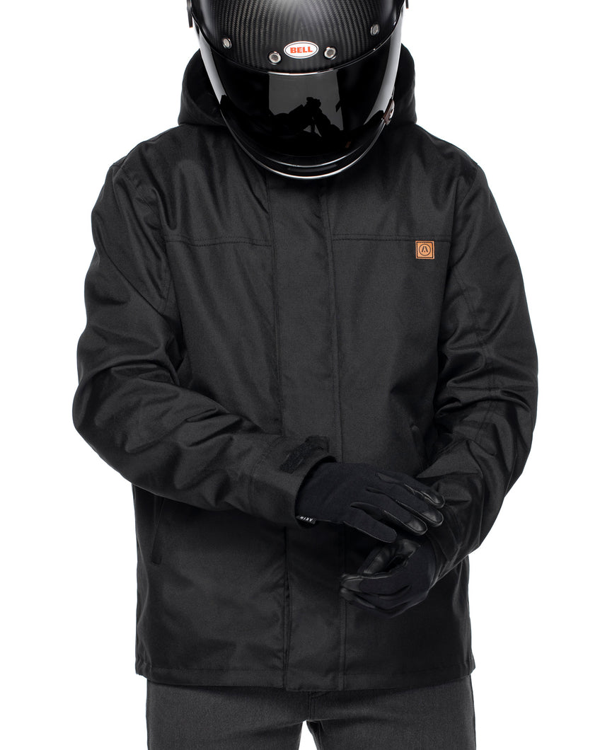 ALPHA MOTORCYCLE JACKET 2.1