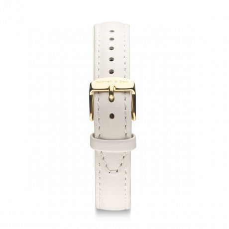 "Leather Strap ""White Leather"" Joy"
