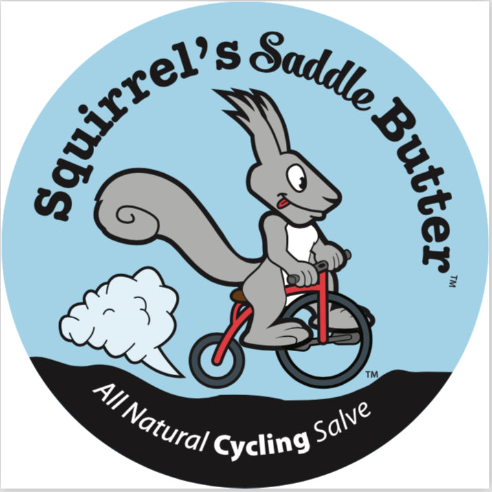 Squirrels Saddle Butter - New from SNB