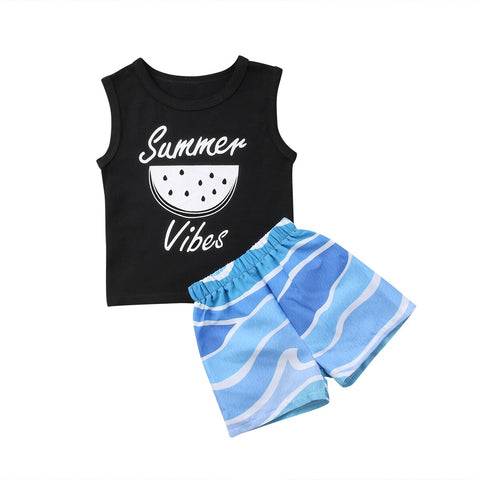 Boys Summer Set