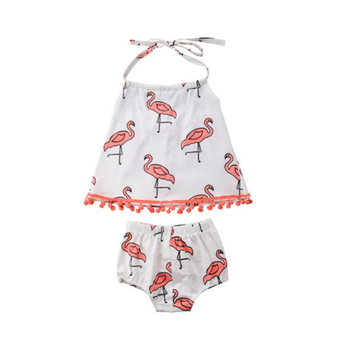 Flamingo Summer Set