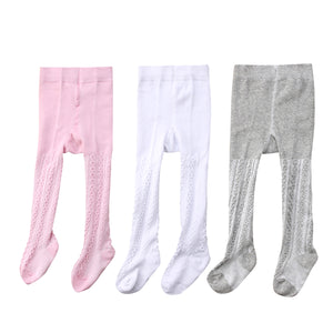 Baby Girls Cotton Tights