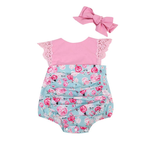Romper & Headband Set