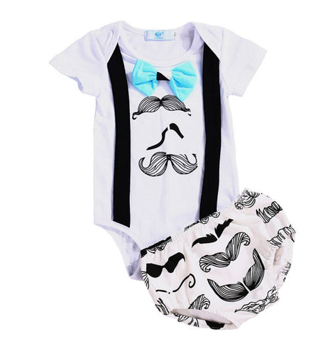 Boys Bodysuit Set