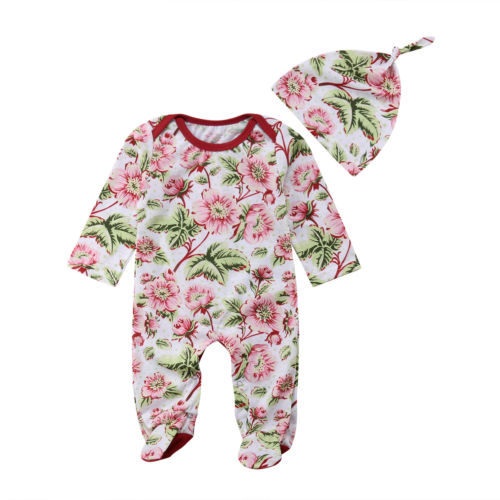 Girls 2 Piece Romper