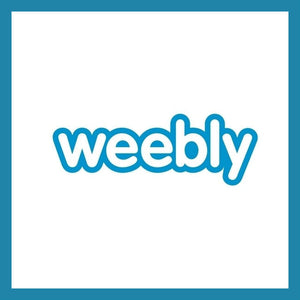 Complete Weebly Website Setup