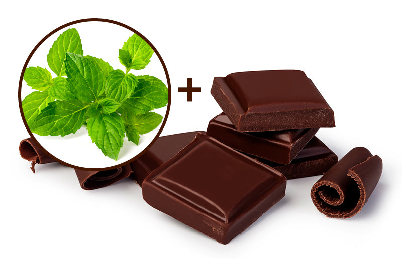 Peppermint Infused Dark Chocolate