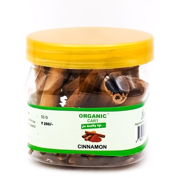 Organic Cart Natural Cinnamon/दालचीनी - Organic Cart