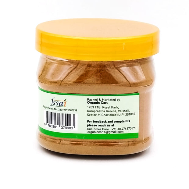 Organic Cart Natural Cinnamon Powder /दालचीनी पाउडर - Organic Cart