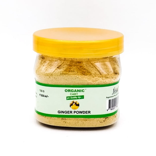 Organic Cart Natural Ginger Powder/अदरक पाउडर - Organic Cart