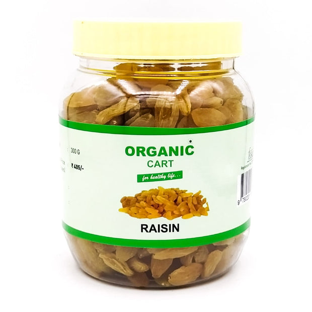 Organic Cart Natural Raisin/किशमिश - Organic Cart