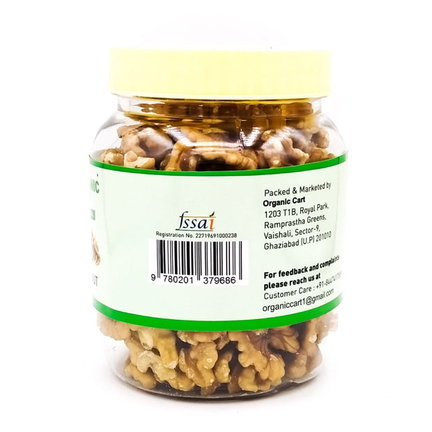 Organic Cart Natural Walnut Kernels/अखरोट - Organic Cart