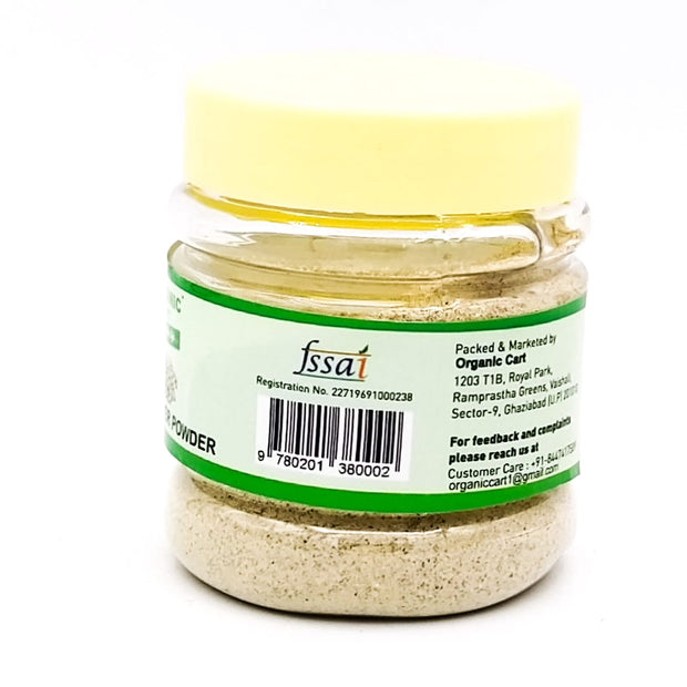 Organic Cart Natural White Pepper Powder/सफ़ेद मिर्च पाउडर - Organic Cart