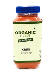 Organic Cart Natural Red Chilli Powder/मिर्च पाउडर - Organic Cart