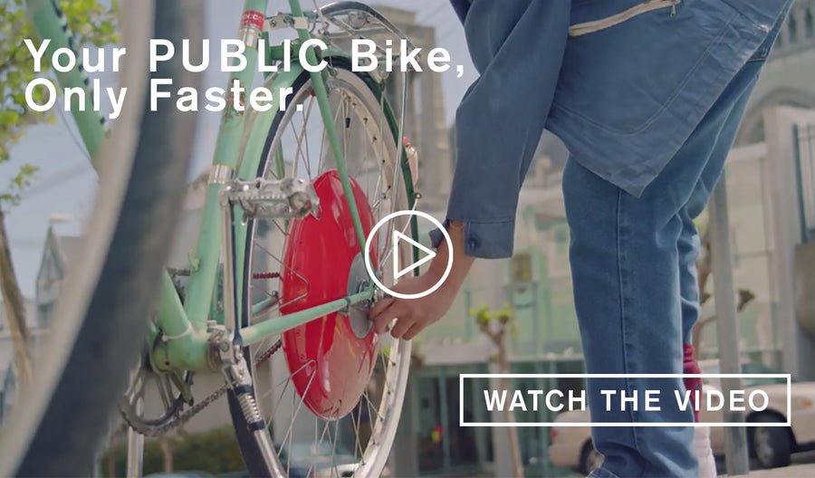 Shop PUBLIC Electric Bikes