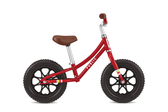 Public Sprout Mini Kids Balance Bike - Red