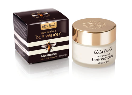 Bee Venom Moisturiser with Active Manuka Honey 100g (BVMS)